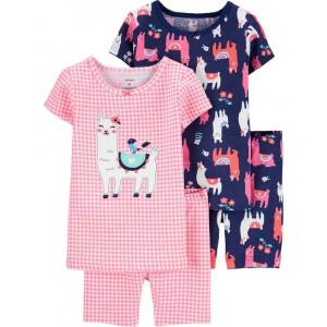 Пижама для девочки Carters Llama