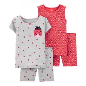 Пижама для девочки Carters Ladybug