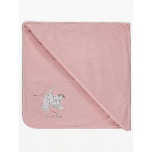 Плед детский George 101 Dalmatians Pink
