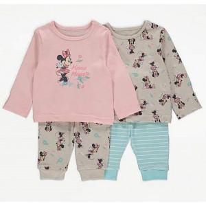 Пижама хлопковая George Minnie Mouse