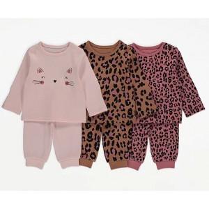 Пижама George Pink Cat