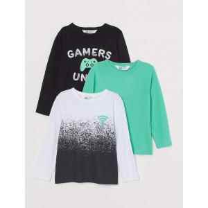 Лонгслив HM Gamers Unite