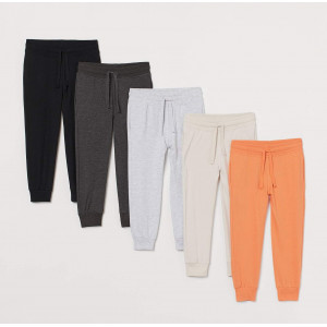 Штаны HM Orange/Dark grey