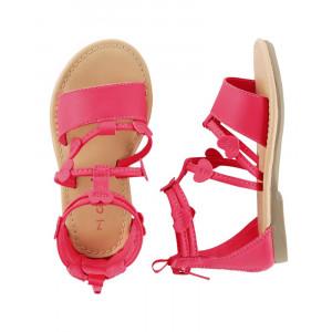 Сандалии Carters Heart Pink