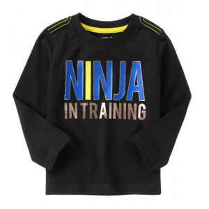 Лонгслив Crazy8 Ninja
